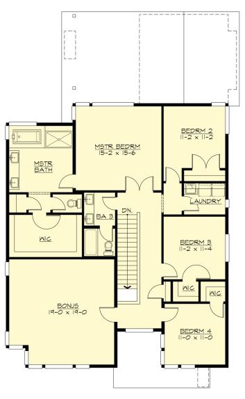 plano-de-casa-grande-de-dos-pisos-y-4-dormitorios