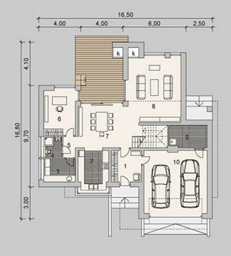 planos-de-casas-modernas-de-dos-pantas-con-4-habitaciones