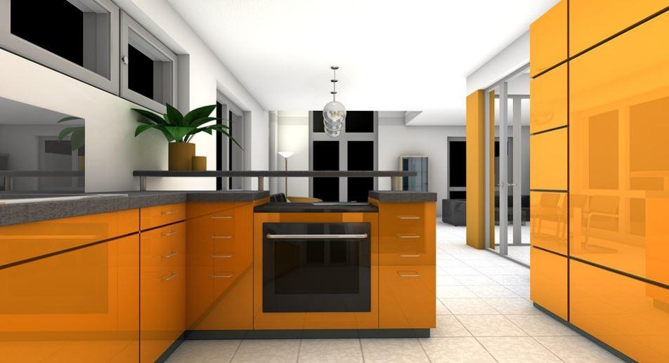 Alacenas Para Cocinas Planos De Casas Modernas