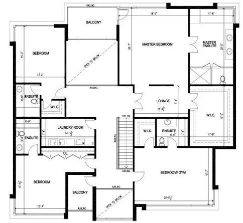 plano-casa-moderna-de-dos-pisos-con-fotos-de-la-fachada-e-interiores