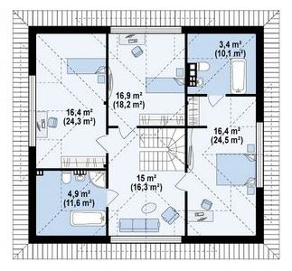 casas-de-200m2-modernas