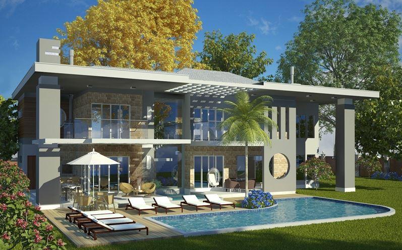 imagenes-de-fachadas-de-casas-de-dos-pisos-modernas