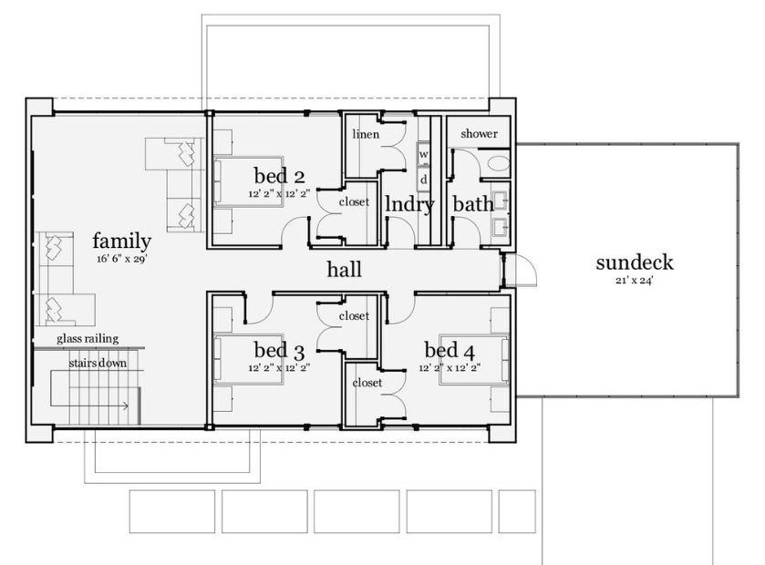 modelos-de-casas-rectangulares