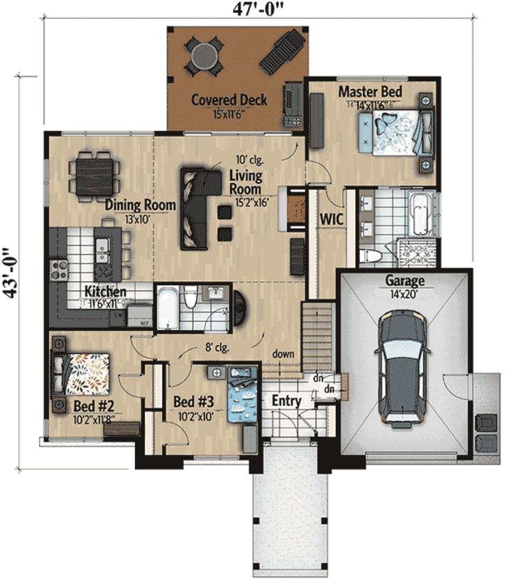 plano-de-130-metros-cuadrados