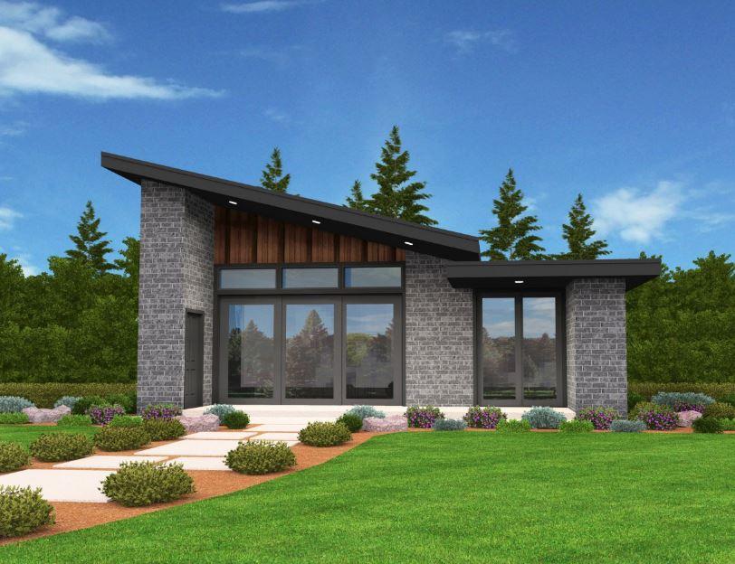Planos de casas modernas planos de casas gratis y modernas - Planos de casas modernas de una planta ...