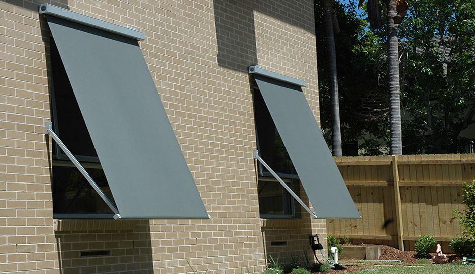 Planos de casas modernas planos de casas gratis y modernas for Exterior no chain window shade
