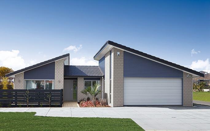 Modelos de casas modernas de un piso y 3 dormitorios for Modelos de techos para casas de dos pisos