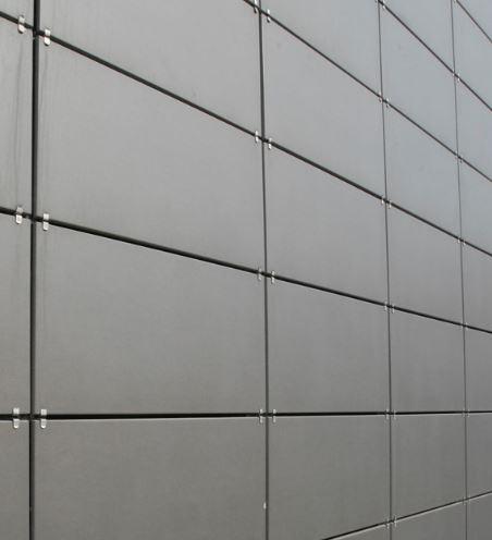 Revestimiento exterior para fachadas planos de casas modernas Revestimientos para fachadas