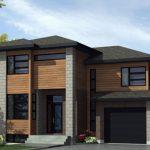 Planos de casas de 150m2 de dos plantas