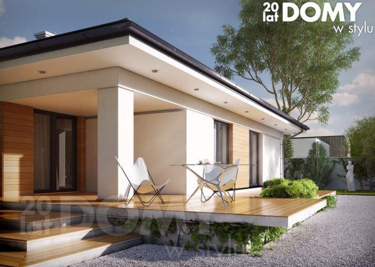 Planos de casas de 170m2 for Distribucion de casas modernas de una planta