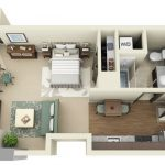 5 Planos de casas pequeños
