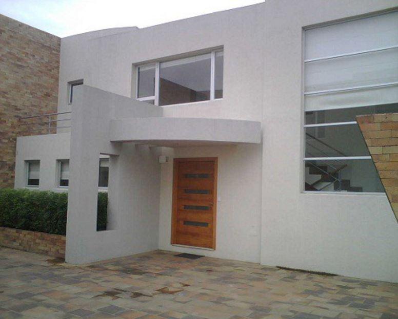 Planos de casas modernas planos de casas gratis y modernas for Fachadas de casas modernas en la ciudad