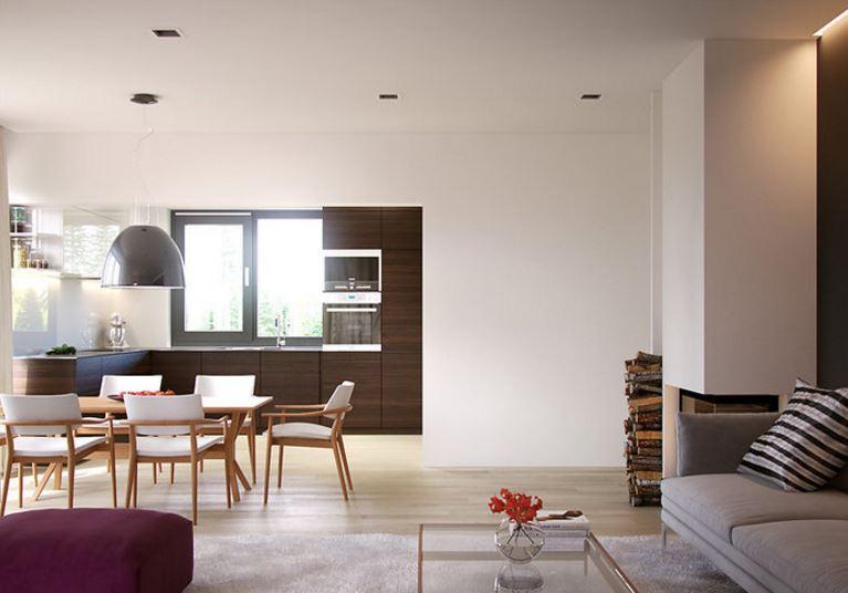 Planos de casas modernas planos de casas gratis y modernas - Casas americanas interiores ...