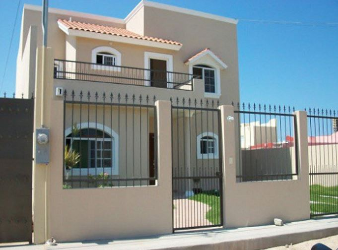 Planos de casas modernas planos de casas gratis y modernas - Fachadas de casas modernas planta baja ...