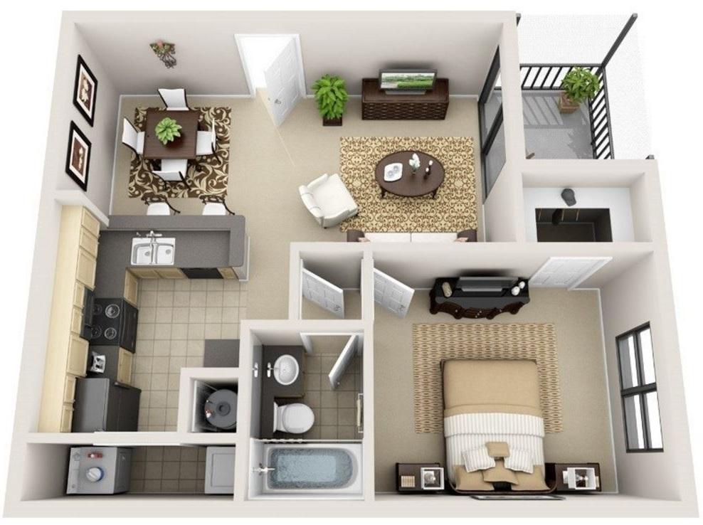 Planos de casas modernas planos de casas gratis y modernas for Casa moderna 4 ambientes