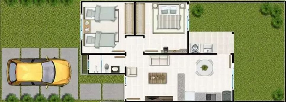 Ver planos de casas casa diseo de casas de metros for Ver planos de casas de un piso