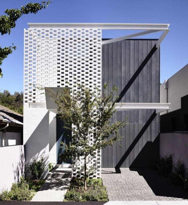 Planos de casa de 5 metros de ancho - Recubrimientos para fachadas ...