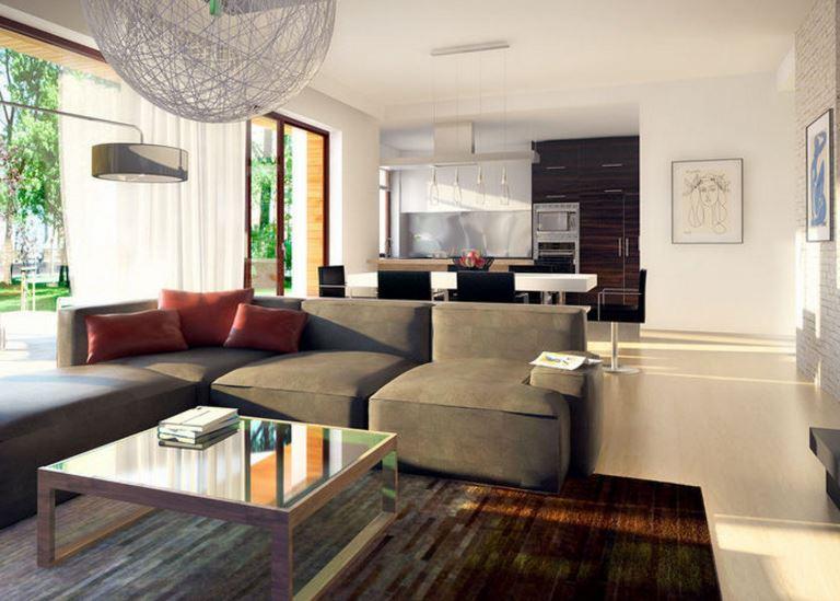Planos de casas modernas planos de casas gratis y modernas for Casa minimalista interior cocina