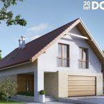 Planos de casas de dos plantas de 180 metros cuadrados