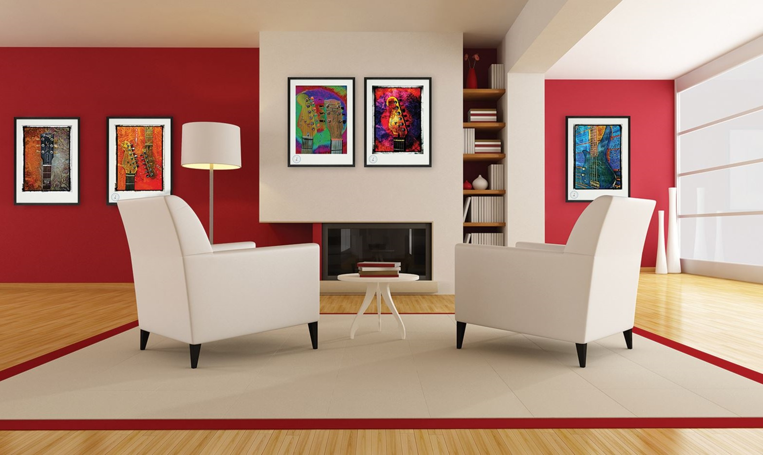 Colores para el living for Pintura color wengue para muebles