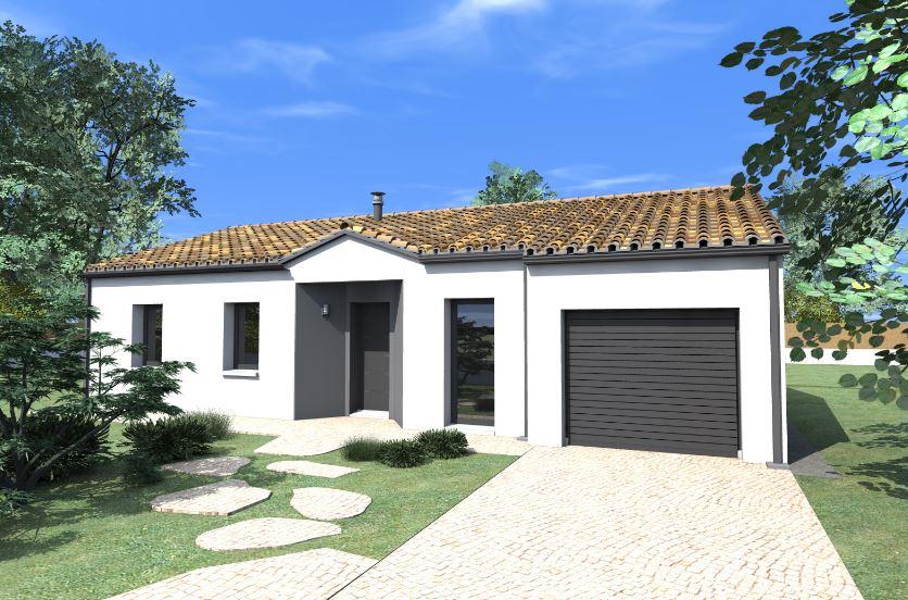 Plano de casa en 3d planos de casas modernas for Fachadas de viviendas
