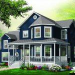 Modelo de casa de 220 metros cuadrados