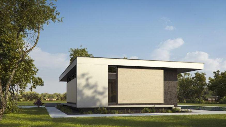 Planos casas concepto abierto for Casas estilo minimalista de dos plantas