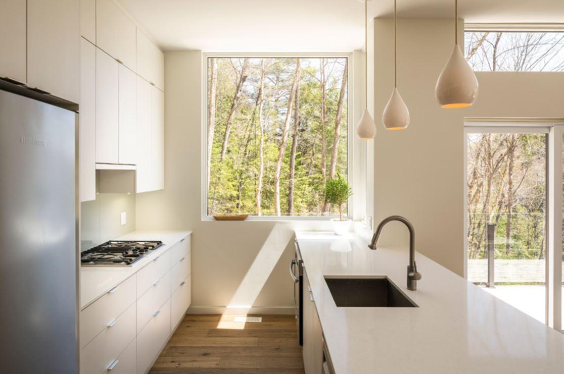 2 dormitorios planos de casas modernas for Casas en ele modernas