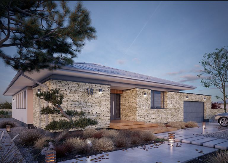 Planos de casas modernas planos de casas modernas - Planos de casas de piedra ...