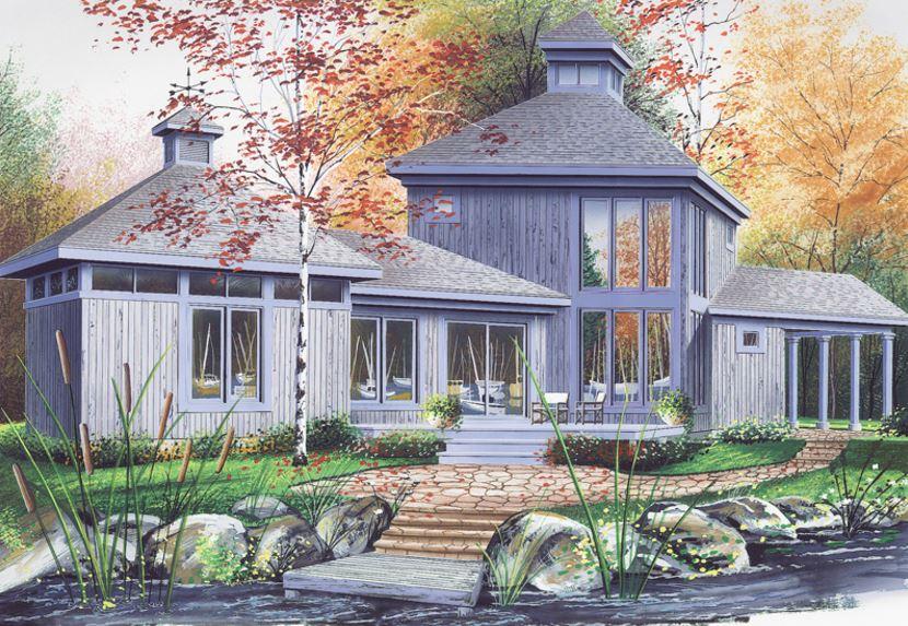 Planos de casas japonesas tradicionales - Casas japonesas tradicionales ...