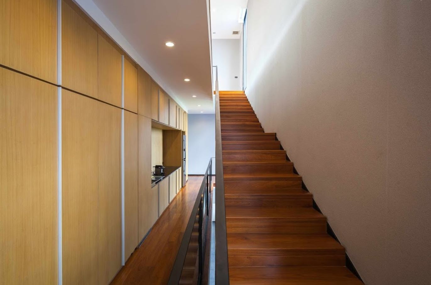 Planos de casas modernas planos de casas gratis y modernas for Escaleras de viviendas