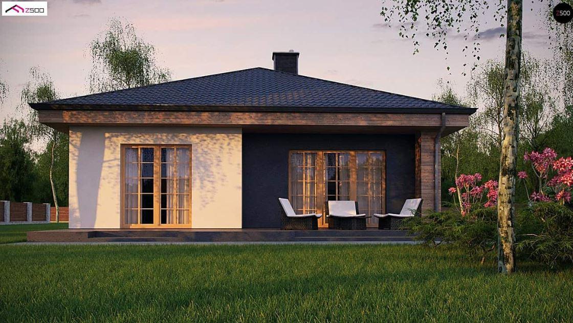 Planos de casas de 120 m2 una planta for Precio construir casa 120 metros
