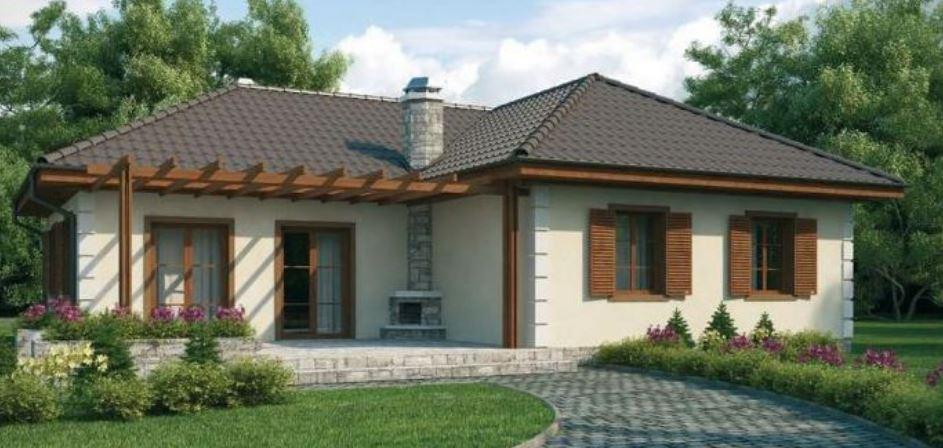 Plano de casa con 3 dormitorios planos de casas modernas for Casas modernas rusticas