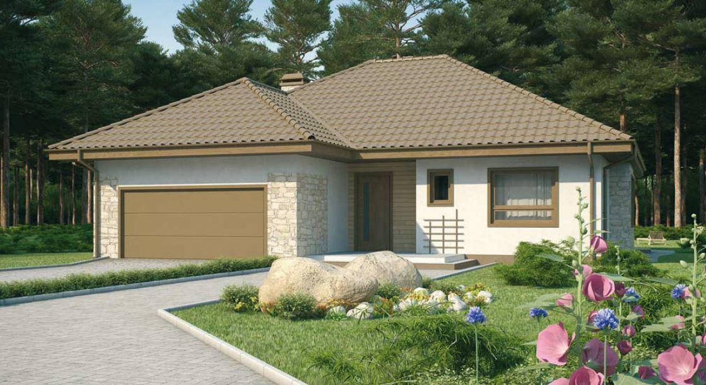 Plano de casa con medidas en metros planos de casas modernas for Planos de casas de 10 metros de frente