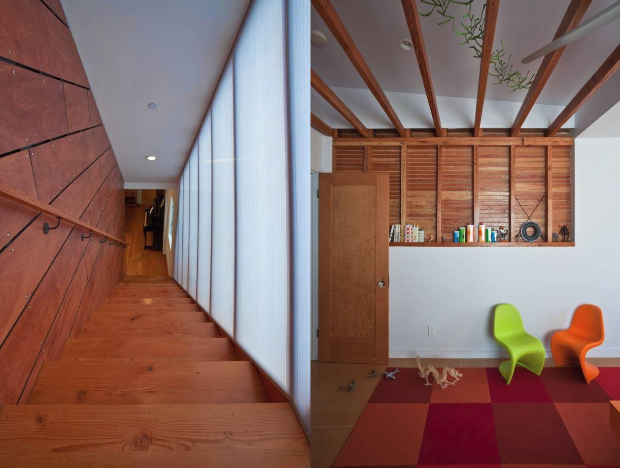 4 dormitorios planos de casas modernas - Casas de iluminacion ...