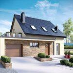 Planos de casas en terrenos de 20 x 20