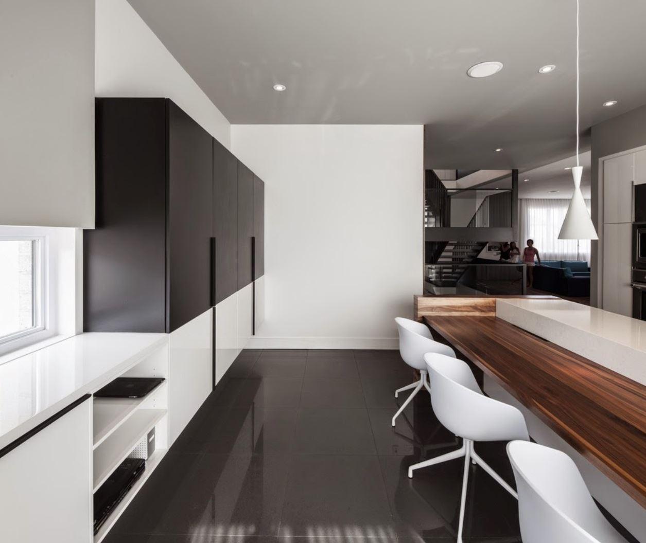 Planos de casas modernas planos de casas gratis y modernas - Cocinas comedor modernas ...