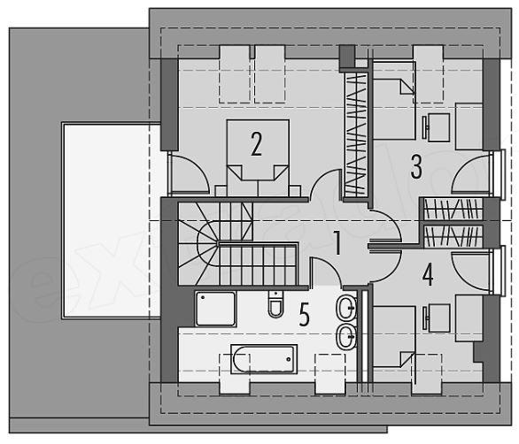 planos de casas 20×20