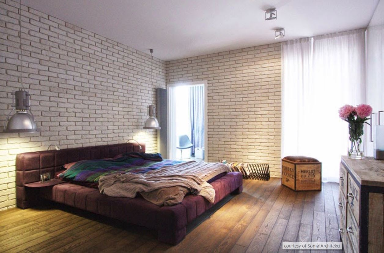 Decorar Ambientes Con Paredes Pintadas De Blanco Planos De Casas  ~ Formas De Pintar Paredes Interiores