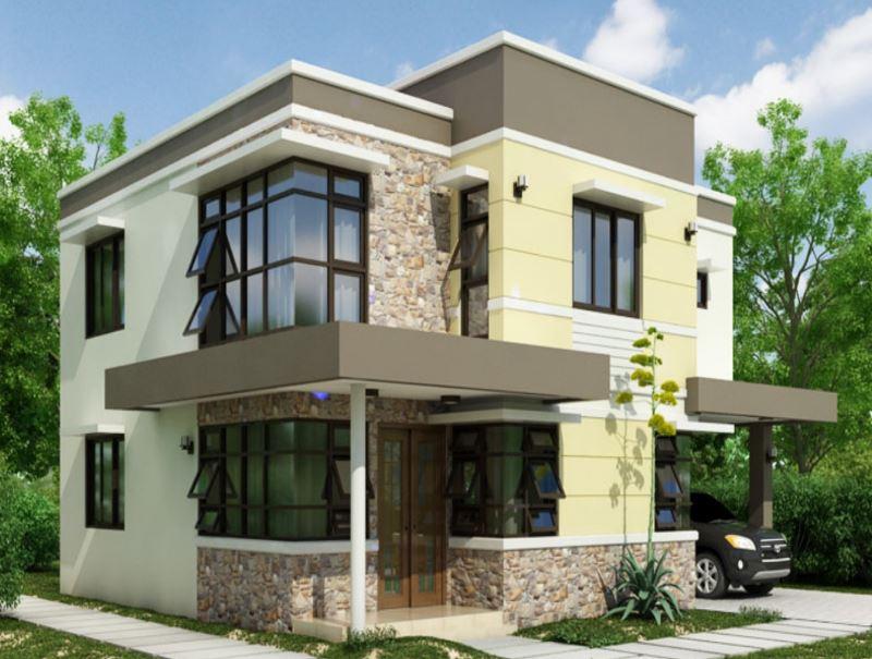 Planos de casas modernas planos de casas gratis y modernas for Casas modernas para construir
