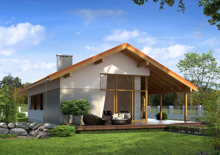 Planos de casas de campo modernas planos de casas modernas for Casa moderna en el campo