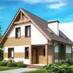 Planos de casas de dos pisos de 8 x 10