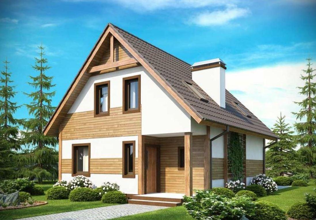 Plano de casa de 2 pisos planos de casas modernas - Como cerrar un terreno con madera ...