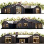 6 modelos de casas de 3 dormitorios
