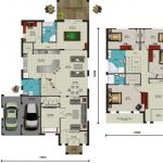 10 planos de casas con cochera doble
