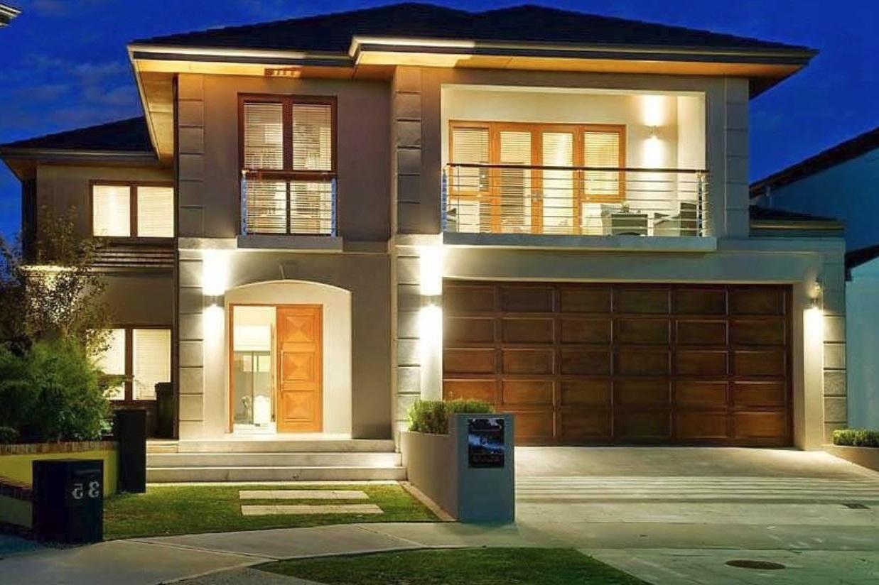 Frentes de casas bonitas - Fotos de casas grandes y bonitas ...