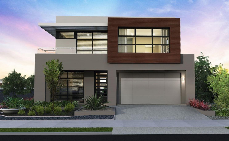 Frentes de casas planos de casas modernas for Planos para casas modernas