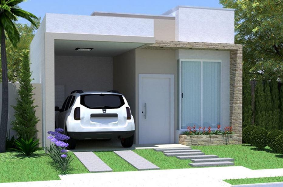 Planos de casas modernas planos de casas gratis y modernas for Casas modernas terreras