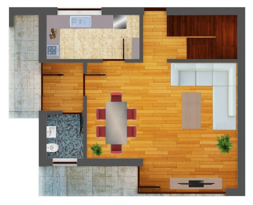 Balcones Planos De Casas Modernas