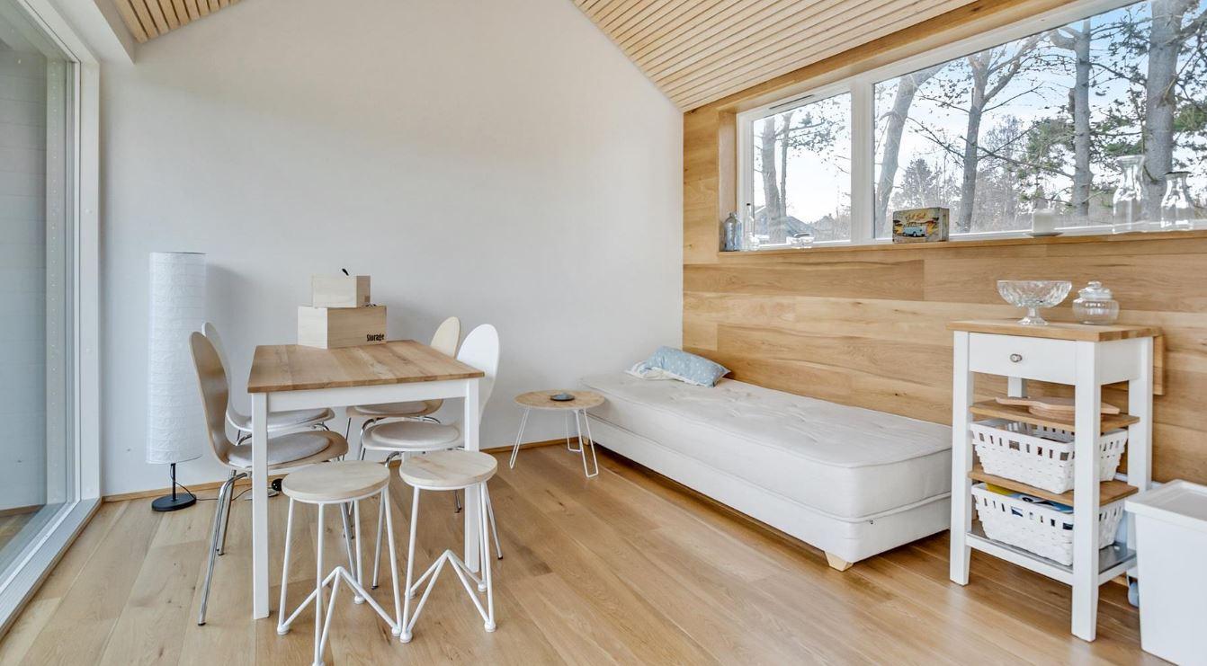 Mini casa de madera planos de casas modernas for Mini casas decoracion